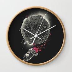 Galactic Mission Wall Clock