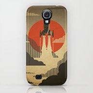 The Voyage (Grey) Galaxy S4 Slim Case