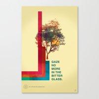 This Tree. Canvas Print