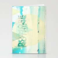 Do More Nothing Stationery Cards