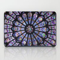 Stained Glass iPad Case