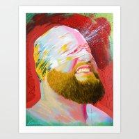 Eric Art Print
