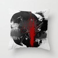 Random #5 Throw Pillow