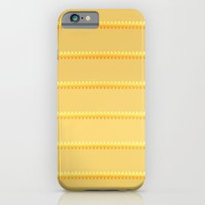 Tagged Gold no11 iPhone 6 Slim Case
