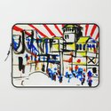 Japan and the  flag  Laptop Sleeve