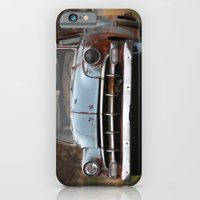 iPhone & iPod Case featuring Rusty Car by Soulmaytz