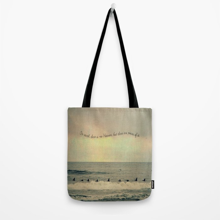 Pieces of Heaven Tote Bag by RDelean   Society6