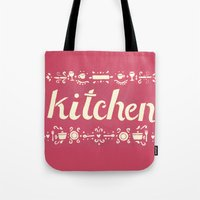 Kitchen Tote Bag