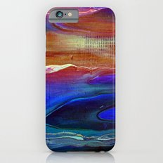 Dusk at the Beach iPhone 6 Slim Case