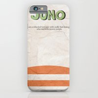 Juno - Alternative Movie Poster iPhone 6 Slim Case