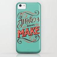Makers Gonna Make iPhone 5c Slim Case