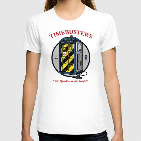 Timebusters T-shirt