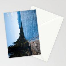 Lake Yellowstone Stationery Cards