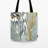 Jellyfish Voyage Tote Bag