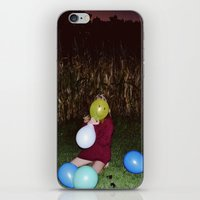 Wasted Youth iPhone & iPod Skin