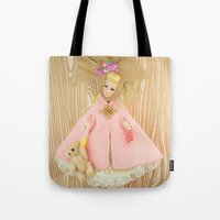 Carousel Of Color Tote Bag