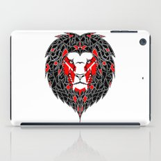 Black Lion iPad Case