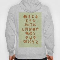 Pancake Alphabet Hoody