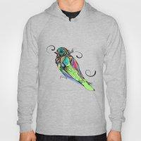 Colorful Bird Hoody