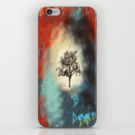 iPhone & iPod Skin featuring That One Tree by Jessielee