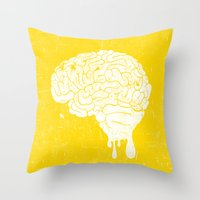 My Gift To You V Throw Pillow