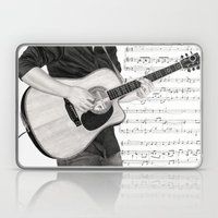 A Few Chords Laptop & iPad Skin
