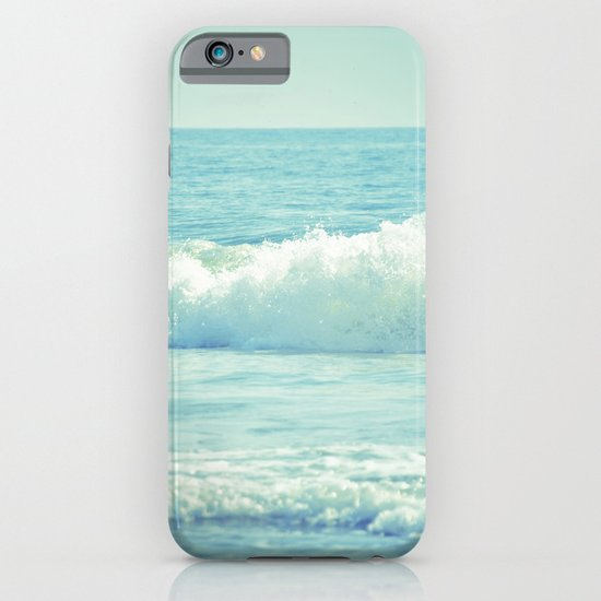 The Waves iPhone & iPod Case