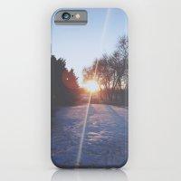 sundown  iPhone 6 Slim Case