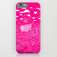 iPhone & iPod Case featuring sound check by ALVAREZ