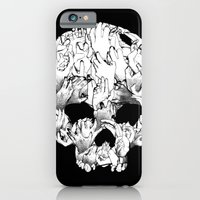 iPhone & iPod Case featuring Shirt of the Dead by Pencil Bandit