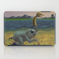 The truth of Loch Ness iPad Case
