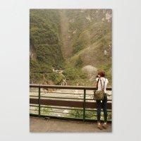 Shutterbug Canvas Print