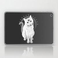 Psychic Kitty 2  Laptop & iPad Skin