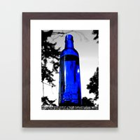 Liquid Skyy Framed Art Print