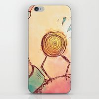 Tourbillon iPhone & iPod Skin