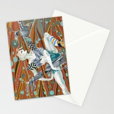 Tank Girl Stationery Cards