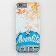 Meet Me At The Moonlite iPhone 6 Slim Case