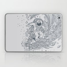 I Only Surf On Comets Laptop & iPad Skin