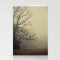 A Gathering Of Fog Stationery Cards