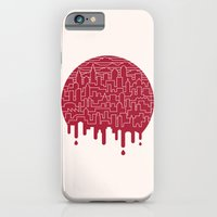 Painted Red iPhone 6 Slim Case