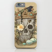 iPhone Cases featuring Nature's Reign  by Terry Fan