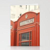 Telephone - London Photography Stationery Cards