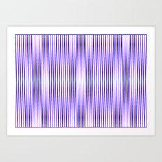 Eye line 2 Art Print