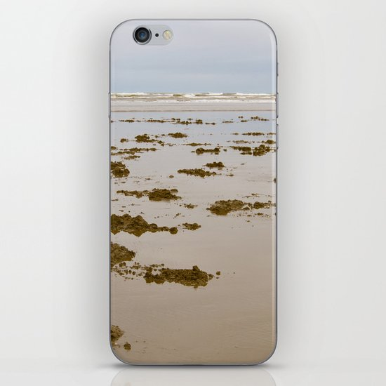 In Search of Razor Clams iPhone & iPod Skin