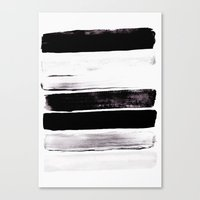 Stack V Canvas Print