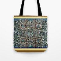 Egyptian Garden Tote Bag