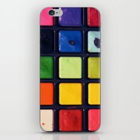 Simple Colors iPhone & iPod Skin