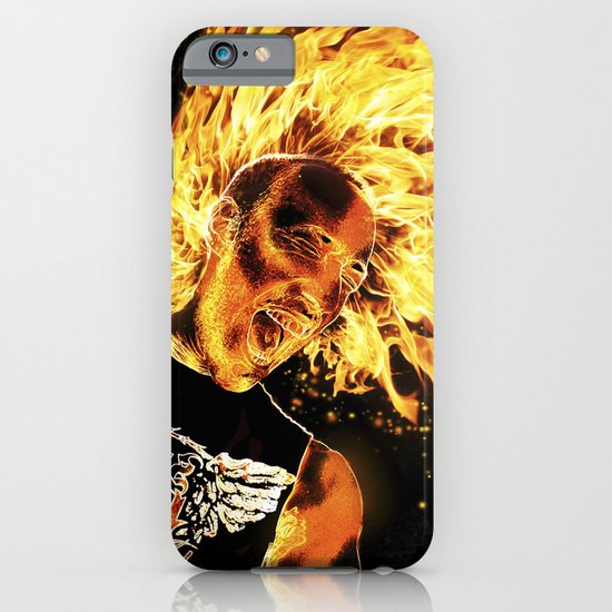 I am the Fire Starter. iPhone & iPod Case