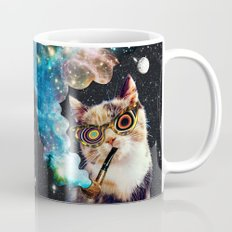 High Cat Mug