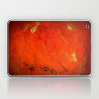 Vintage Orange cases Laptop & iPad Skin